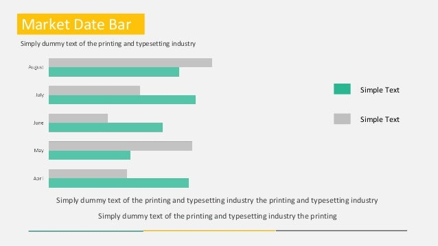 Business annual report template typesetting industry 13 flashek Images