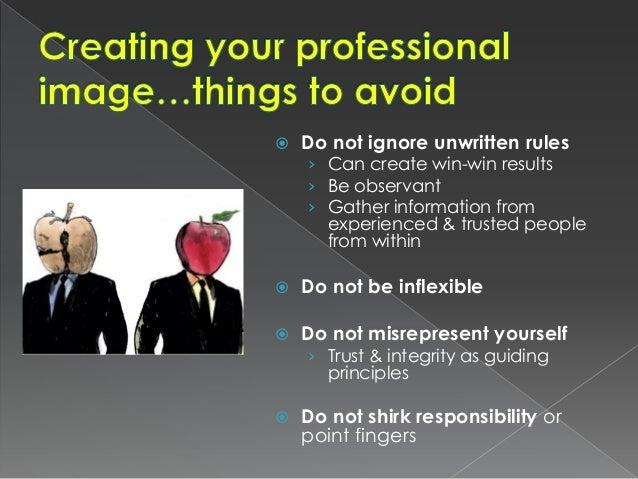 The Five Fundamentals of Management Etiquette