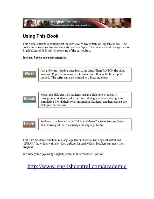 basic business english course pdf