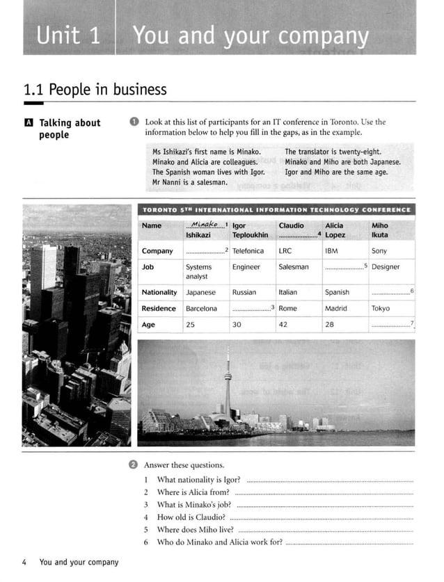 Business basics wb