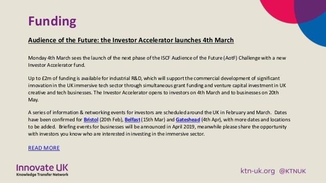 Digital Business Briefing February 2019 Slide 3