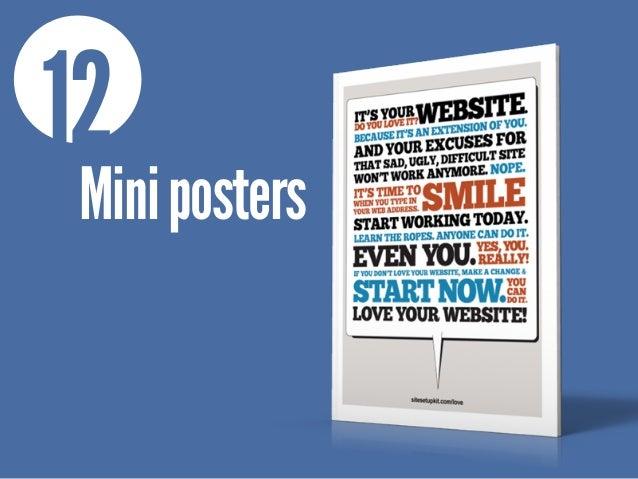 12 Miniposters