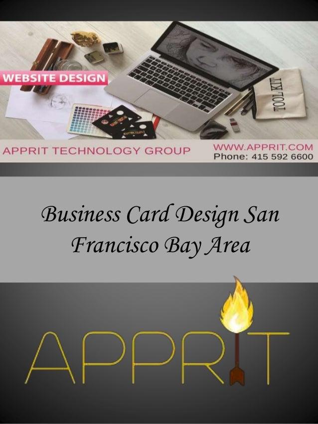 Business Card Design San Francisco Bay Area