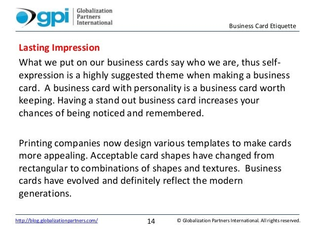 Business card etiquette business card colourmoves