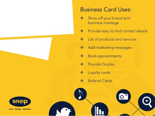 Snap the value of business cards business card colourmoves