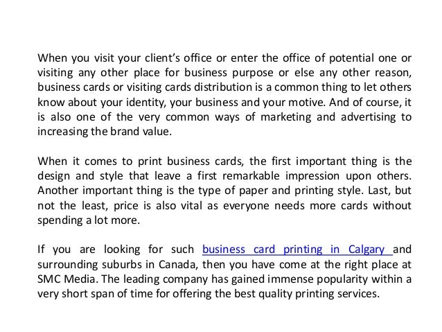 Business card printing calgary reheart Image collections