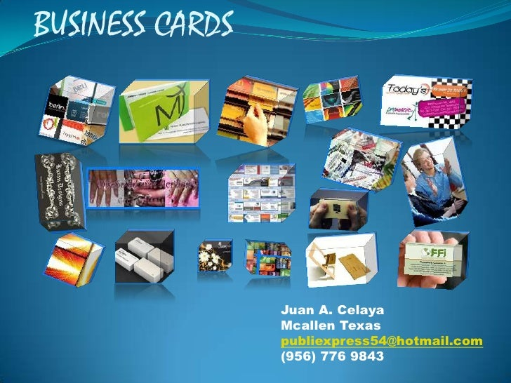 Publicity and business cards mcallen texas displays 4 business cards colourmoves