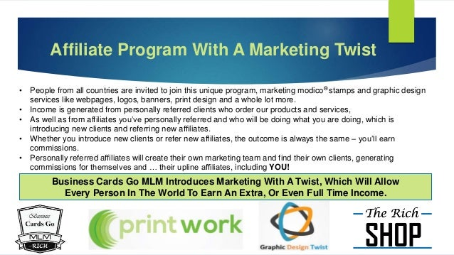 Affiliate business dating free home mlm