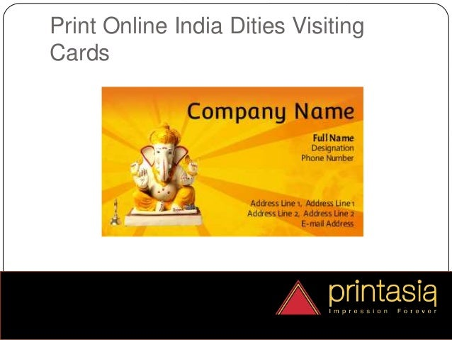 Business cards india dities printasia reheart Choice Image
