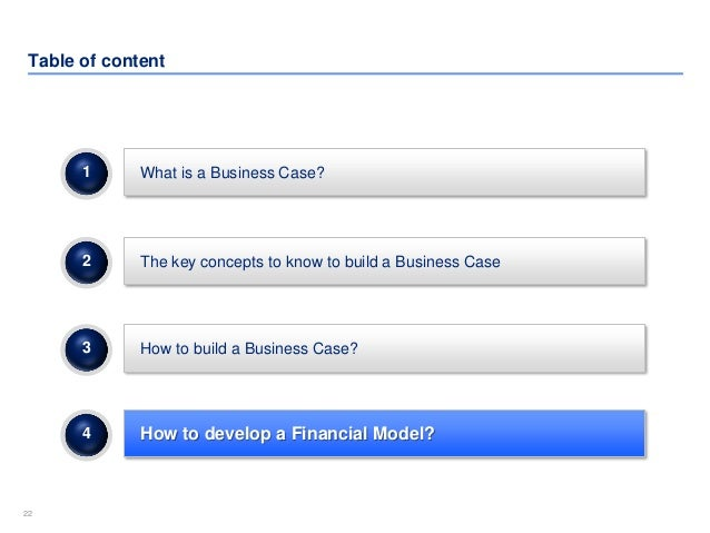 Simple business case template by ex mckinsey consultants 22 flashek Choice Image