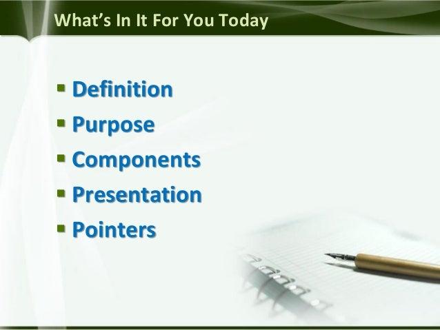 Standard Business Case Development Slide 2