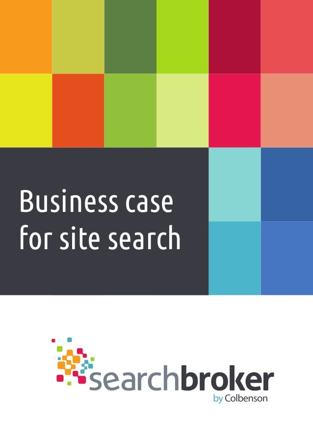 Business casefor site search