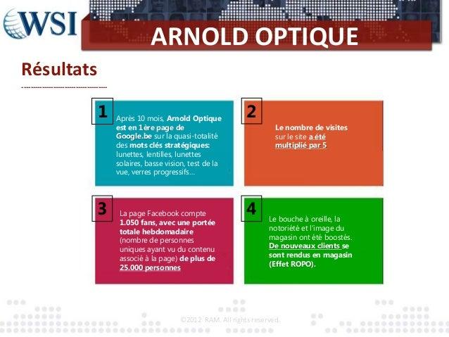 Témoignage Client B2C: Booster sa stratégie via le Marketing Internet Slide 3