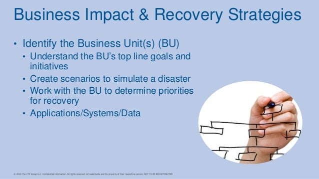• Identify the Business Unit(s) (BU) • Understand the BU's top line goals and initiatives • Create scenarios to simulate a...