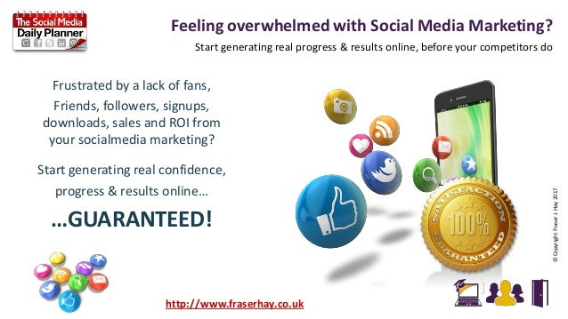 business coaching social media marketing strategy plan 2017