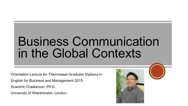 Global / International Business - Essay Example