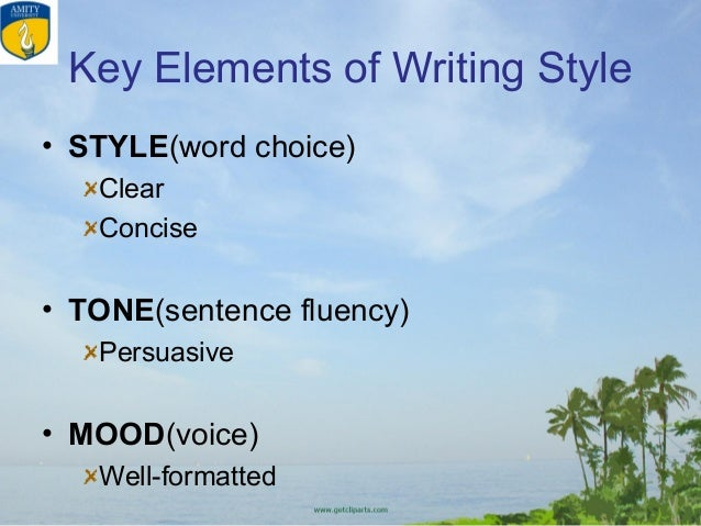 Business Writing Essentials
