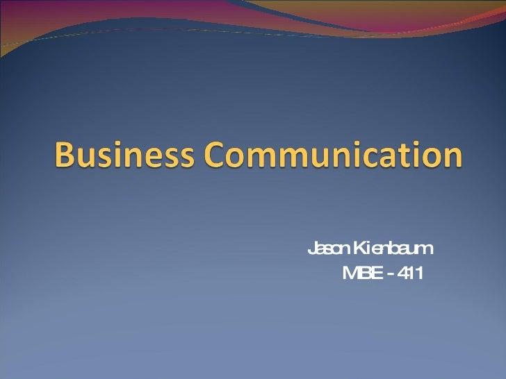 Jason Kienbaum MBE - 411