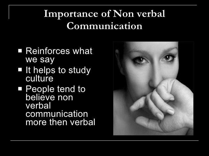 importance of silence in business communication Why is listening important a:  listening is a skill that is required for all types of communication  what is the importance of listening.