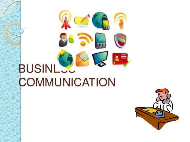 BUSINESSCOMMUNICATION