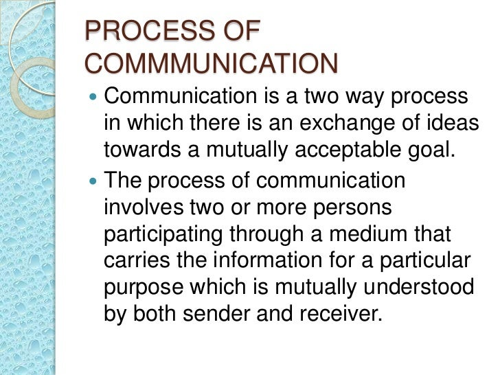 Business communication Slide 2