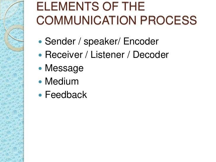 Business communication Slide 3