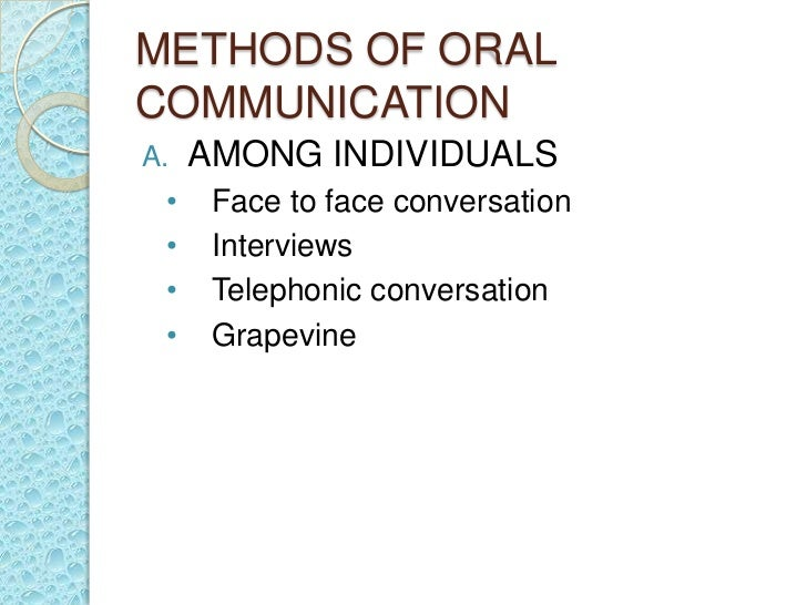 problem faced in oral communication and ways to overcome these problem Problem list 1: complicating factors for more information about any of these topics,  is the destructive ways people commonly deal with conflicts.