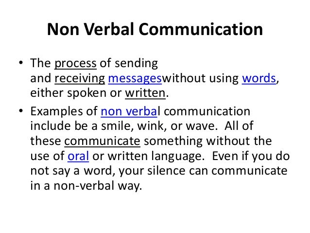 Chapter 6 oral and nonverbal communication patterns ppt video.