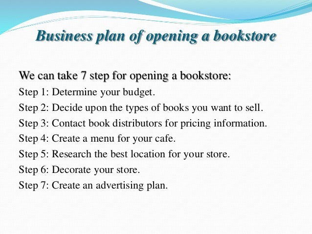 Online College Bookstore Business Plan