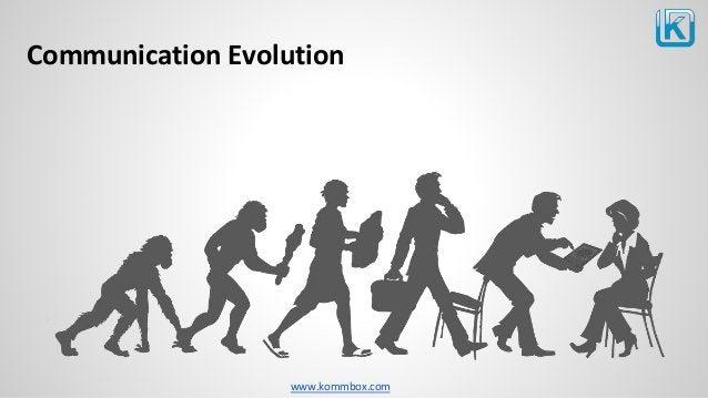 www.kommbox.com Communication Evolution