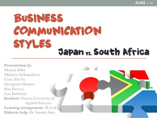 Invitation letter for a South African Business Visa