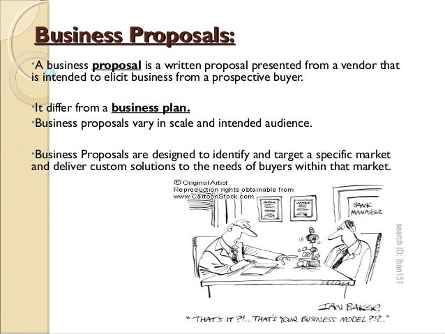 proposal presentation co business communication presentation proposals sfarazr