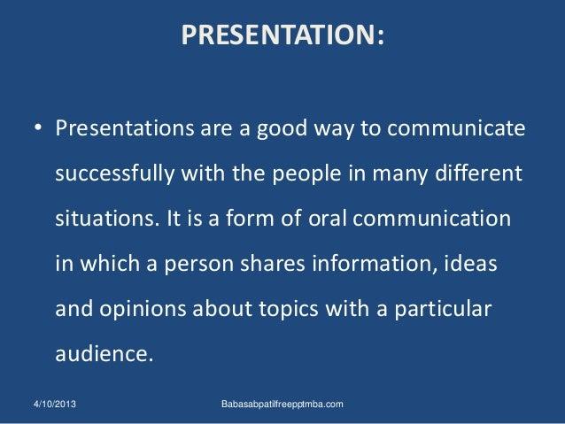 BUSINESS COMMUNICATION - PowerPoint PPT Presentation