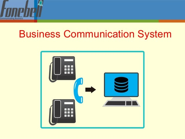 Business communication systems coursework