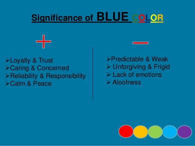 the importance of colors in our life Color (american english) or colour (commonwealth english)  and indeed the status of color as a feature of the perceived world or rather as a feature of our perception of the world – a type of qualia – is a matter of complex and continuing philosophical dispute.