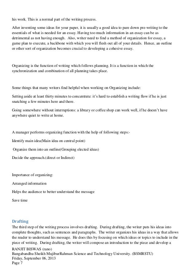 comunication essay Look at the essay and do the exercises to improve your writing skills.