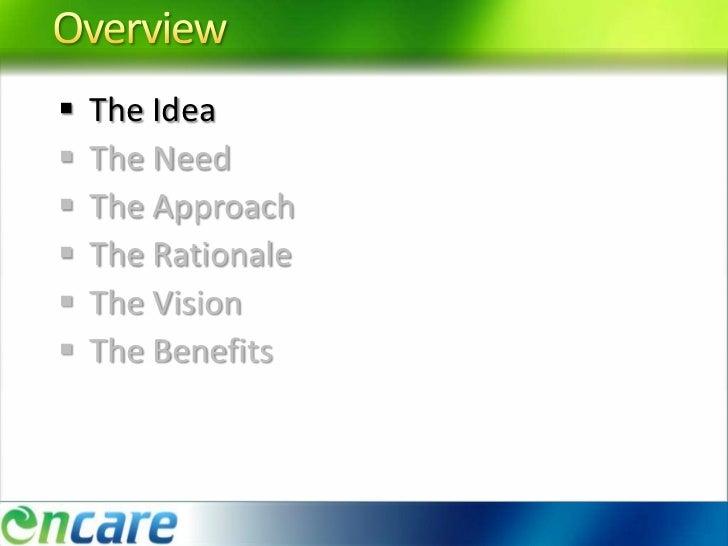 Business concept document Slide 3