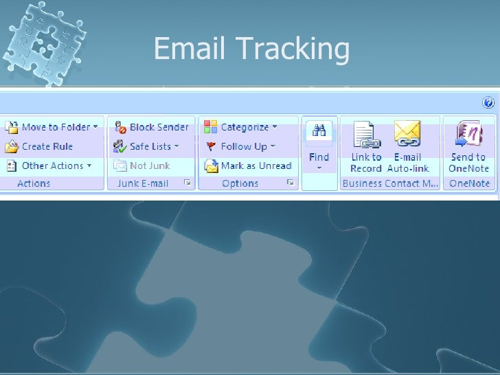 Outlook BCM as Case Management