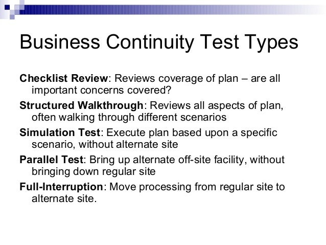 business continuity disaster recovery plan case study Module 3 - case business continuity and disaster recovery assignment overview business continuity management deals with dual objectives of counteracting.