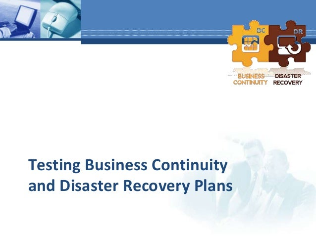 Recovery Plans Rightsize Enterprise Br Disaster Recovery