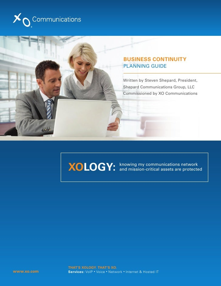 BuSineSS COnTinuiTY                                               Planning guide                                          ...