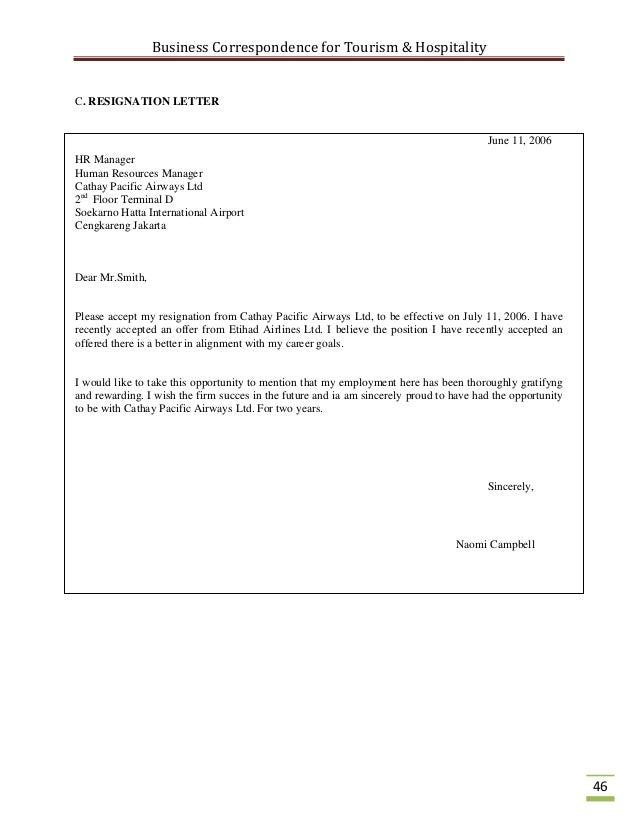Image Result For Resignation Letter Ksa