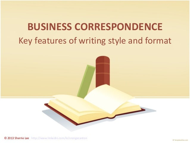 business writing styles What this handout is about this handout will help you write business letters business writing writing superior or inferior to other styles.