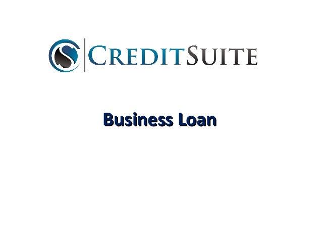 Business LoanBusiness Loan