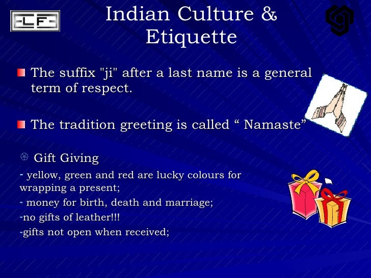 Business culture of india