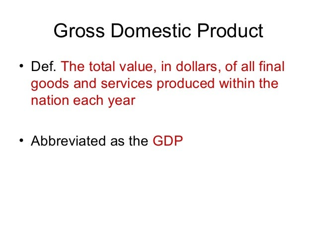 Business cycle Slide 3