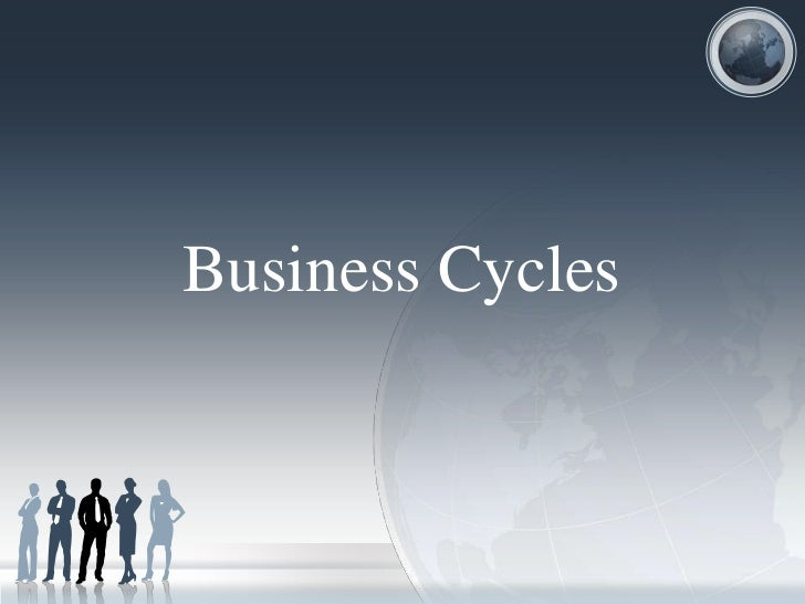 Business cycles Slide 3