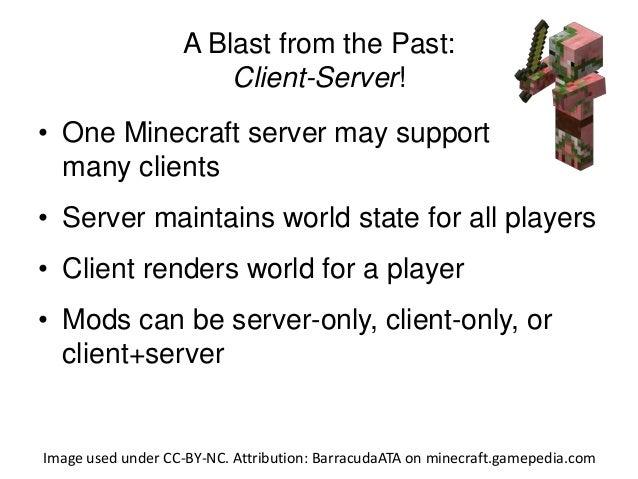 Business Data Visualization    in Minecraft!