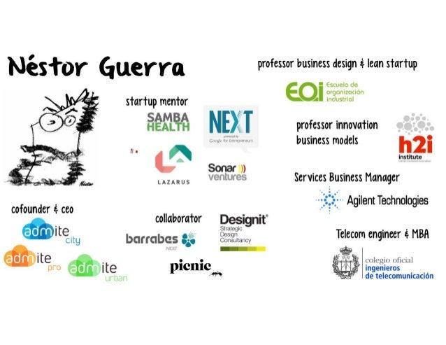 Business design Lean Startup 15 - Workshop por Néstor Guerra Slide 2