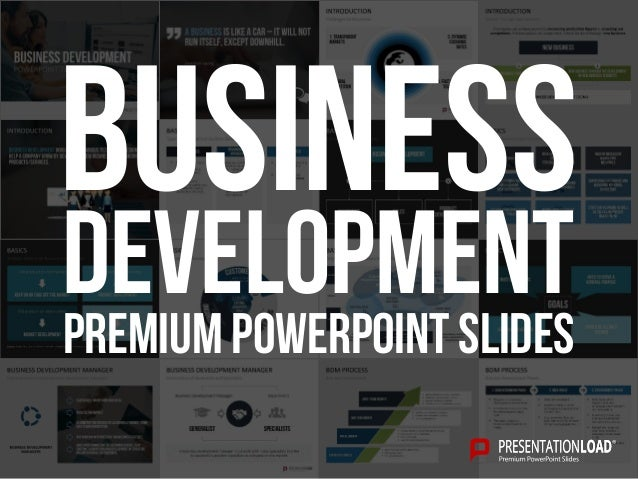 business ppt download